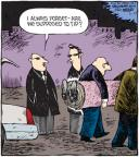 Comic Strip Dave Coverly  Speed Bump 2010-11-17 gratuity
