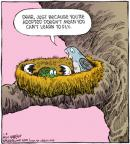 Comic Strip Dave Coverly  Speed Bump 2011-01-05 nest egg