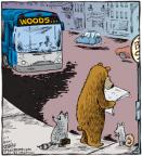 Comic Strip Dave Coverly  Speed Bump 2011-02-07 forest animal