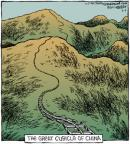 Comic Strip Dave Coverly  Speed Bump 2011-03-05 vacation