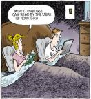 Comic Strip Dave Coverly  Speed Bump 2011-03-16 glow