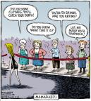 Comic Strip Dave Coverly  Speed Bump 2011-05-18 mothering