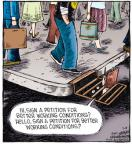 Comic Strip Dave Coverly  Speed Bump 2011-07-14 employee
