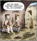 Comic Strip Dave Coverly  Speed Bump 2011-08-31 ancient civilization
