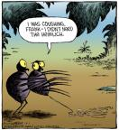 Comic Strip Dave Coverly  Speed Bump 2011-10-01 cough