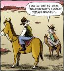 Comic Strip Dave Coverly  Speed Bump 2011-10-11 horse