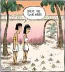 Comic Strip Dave Coverly  Speed Bump 2011-10-14 ancient civilization