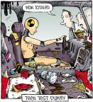 Comic Strip Dave Coverly  Speed Bump 2011-11-10 garbage
