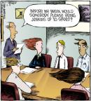 Comic Strip Dave Coverly  Speed Bump 2011-12-12 business