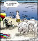 Comic Strip Dave Coverly  Speed Bump 2012-01-02 vacation