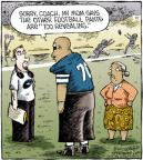 Comic Strip Dave Coverly  Speed Bump 2012-01-14 football