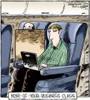 Comic Strip Dave Coverly  Speed Bump 2012-01-23 business