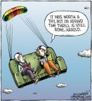 Comic Strip Dave Coverly  Speed Bump 2012-02-02 lifestyle