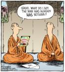 Comic Strip Dave Coverly  Speed Bump 2012-03-27 lifestyle