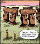 Comic Strip Dave Coverly  Speed Bump 2012-04-10 ancient civilization