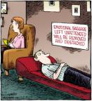 Comic Strip Dave Coverly  Speed Bump 2012-04-13 unattended
