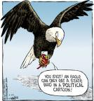 Comic Strip Dave Coverly  Speed Bump 2012-04-23 eagle