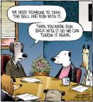 Comic Strip Dave Coverly  Speed Bump 2012-06-25 business