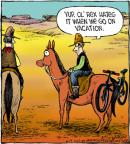 Comic Strip Dave Coverly  Speed Bump 2012-08-15 horse