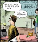 Comic Strip Dave Coverly  Speed Bump 2012-08-17 coffee