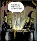 Comic Strip Dave Coverly  Speed Bump 2012-10-23 food allergy