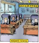 Comic Strip Dave Coverly  Speed Bump 2012-11-13 school