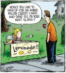 Comic Strip Dave Coverly  Speed Bump 2013-02-01 lemonade stand