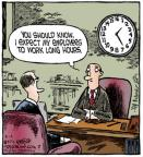 Comic Strip Dave Coverly  Speed Bump 2013-02-04 employee employer