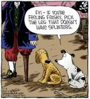 Comic Strip Dave Coverly  Speed Bump 2013-02-14 wooden