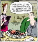 Comic Strip Dave Coverly  Speed Bump 2013-03-08 tire track