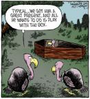 Comic Strip Dave Coverly  Speed Bump 2013-04-11 vulture