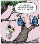 Comic Strip Dave Coverly  Speed Bump 2013-04-16 punishment