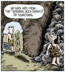 Comic Strip Dave Coverly  Speed Bump 2013-04-22 tax