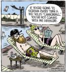 Comic Strip Dave Coverly  Speed Bump 2013-06-05 summer
