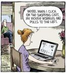 Comic Strip Dave Coverly  Speed Bump 2013-06-11 online shop