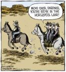 Comic Strip Dave Coverly  Speed Bump 2013-06-17 horse