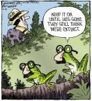Comic Strip Dave Coverly  Speed Bump 2013-06-26 conceal