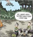 Comic Strip Dave Coverly  Speed Bump 2013-07-17 eagle