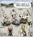 Comic Strip Dave Coverly  Speed Bump 2013-07-29 magnetism