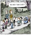 Comic Strip Dave Coverly  Speed Bump 2013-07-30 grandmother