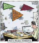 Comic Strip Dave Coverly  Speed Bump 2013-09-03 triangle
