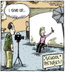 Comic Strip Dave Coverly  Speed Bump 2013-09-16 school