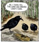 Comic Strip Dave Coverly  Speed Bump 2013-10-08 crow