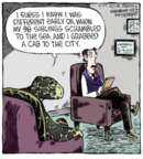 Comic Strip Dave Coverly  Speed Bump 2013-10-22 lifestyle