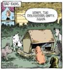 Comic Strip Dave Coverly  Speed Bump 2013-10-23 stray dog