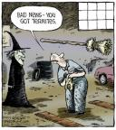 Comic Strip Dave Coverly  Speed Bump 2013-10-31 wooden