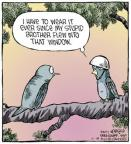 Comic Strip Dave Coverly  Speed Bump 2013-11-18 gear