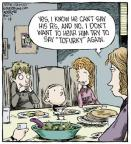 Comic Strip Dave Coverly  Speed Bump 2013-11-28 Thanksgiving