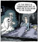 Comic Strip Dave Coverly  Speed Bump 2013-12-04 Christmas