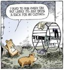 Comic Strip Dave Coverly  Speed Bump 2013-12-06 rodent